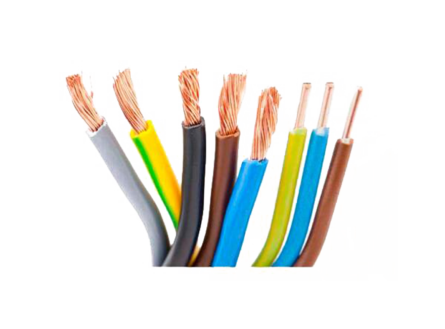 What is shielded wire